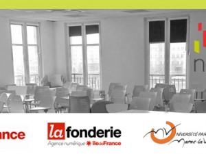 L'association Netis est sélectionné par la région Île-de-France !